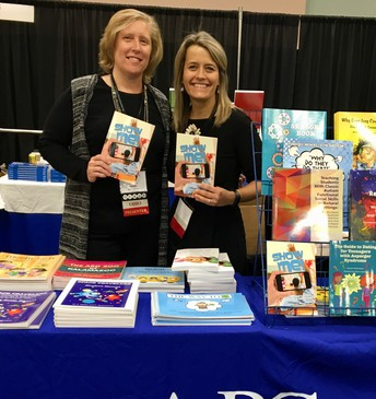 Award Winners ~ Carol Dittoe and Heather Bridgman