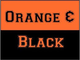 School colors! Show your spirit every Friday.