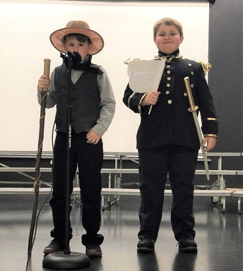 Texas Living Museum at R.F. Patterson Elementary, by Priscilla Patterson