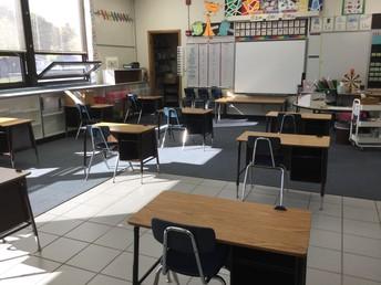 Mrs. Bartz's 1st Grade Classroom