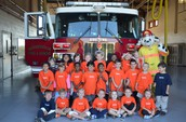 Fire Department Field Trip
