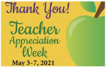 Teacher Appreciate Week