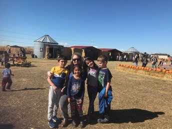 1st grade field trip