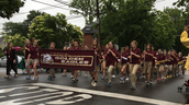 TOHICKON STUDENTS DAZZLE IN THE MEMORIAL DAY PARADE