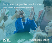 #CelebrateMonday