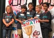 3rd Grade - 1st Place Team Winners