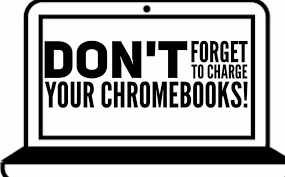 Please Charge Your Chromebook