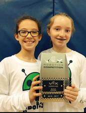 GMS Team Tops VRC Robotics Skills Competition!