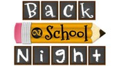 Back to School Night at Ravine Drive School
