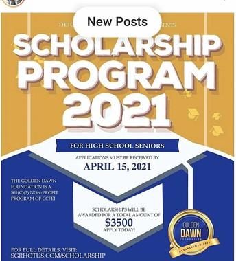 Scholarship for Seniors!