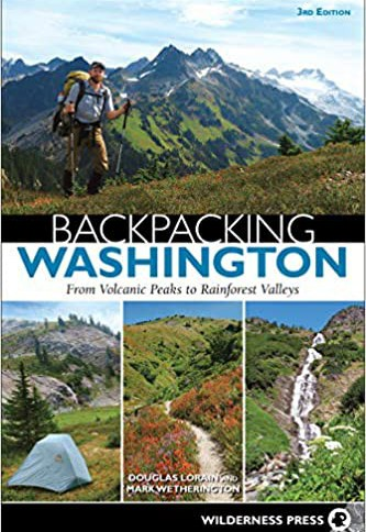 Backpacking Washington Book Cover
