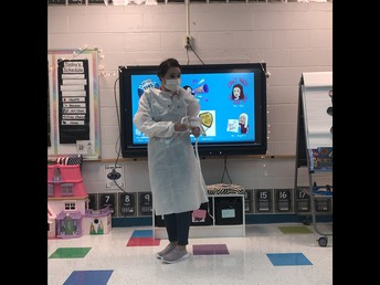 Nurse Stephanie Roy