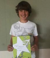 Student-of-the-Week: Hagen Johnston
