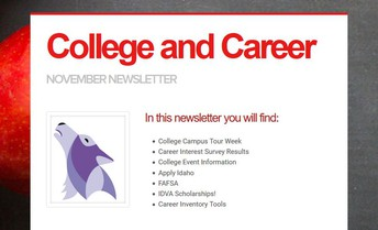 College and Career Newsletter