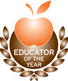 Nominations for the 2019 Educator and Educational Support Person of the Year are due by February 22nd