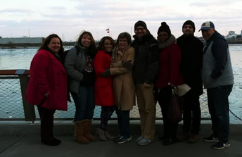 NHHS Staff Travel to Chicago for Professional Development Opportunity