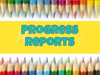Elementary Progress Reports