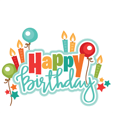 APRIL BIRTHDAYS...Sending love and blessings on your special day this week!!! Happy birthday to Aria (PreK), Joshua (PreK), Eli (8), and Rebekah (7)