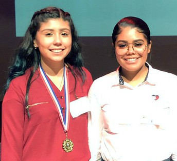 Alief ISD high school students advanced to state competitions after competing in the Region IV South round of the Texans for Future Educators (TAFE) organization.