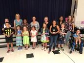 Principal's Star Award