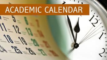 2020-2021 Academic Calendar