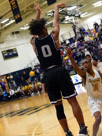 No. 3 Madison Trojans 68, Bonham 58