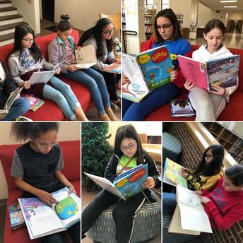 Winding Up Read Across America Week