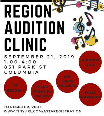 Region Orchestra Workshop