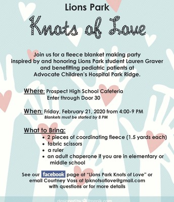 Knots of Love Event