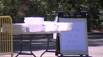 End of the School Year: Retrieval of Student Belongings for Elementary Schools