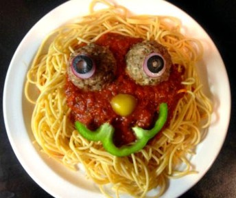 Spooky Spaghetti Dinner, 10/26