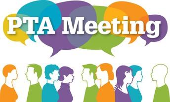 Grant PTA Meeting, 4/18