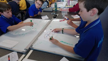 Mini Mathematicians and Little Scientists, Big Science at John Monash Science School