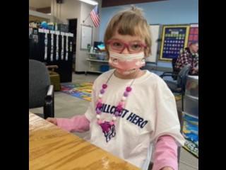Alexandra Standen - 2nd Grade