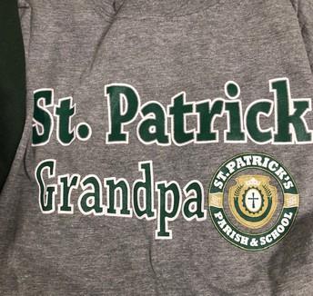 St. Patrick Grandpa - $15