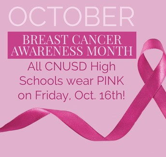 Friday, October 16, 2020 - PINK OUT