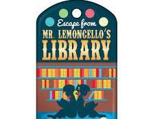 Inside Mr. Lemoncello's Library