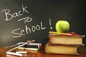 BLAST GOES BACK-TO-SCHOOL