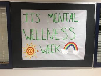 Mental Wellness Week