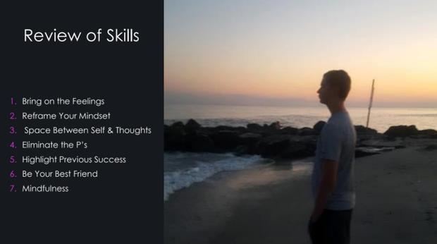 Skills to On