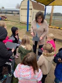 Is that Snow? with Mrs. Reed's Pre-k Class