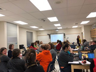 Teachers Learning Together