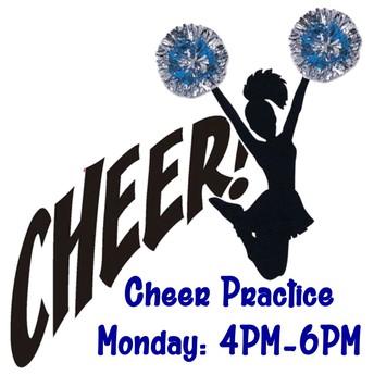 Cheer Practices