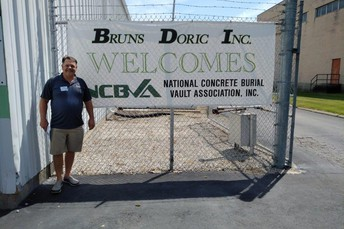 NCBVA ANNUAL MEETING with plant tour AT BRUNS DORIC