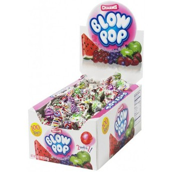 Blow Pop Sales