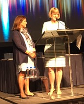 "Rebecca King, MSN, RN, NCSN, 2012 JJSHLP Fellow received NASN ""President's Recognition"" Award"