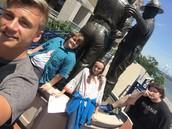 Levee Memorial