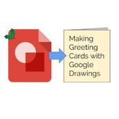 How Your Students Can Use Google Drawings to Create Greeting Cards