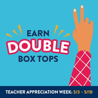 Double Box Tops This Week!