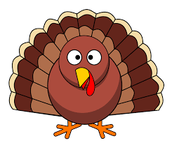 Smart Turkeys!